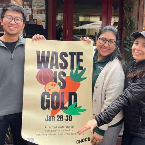 Waste is Gold Team
