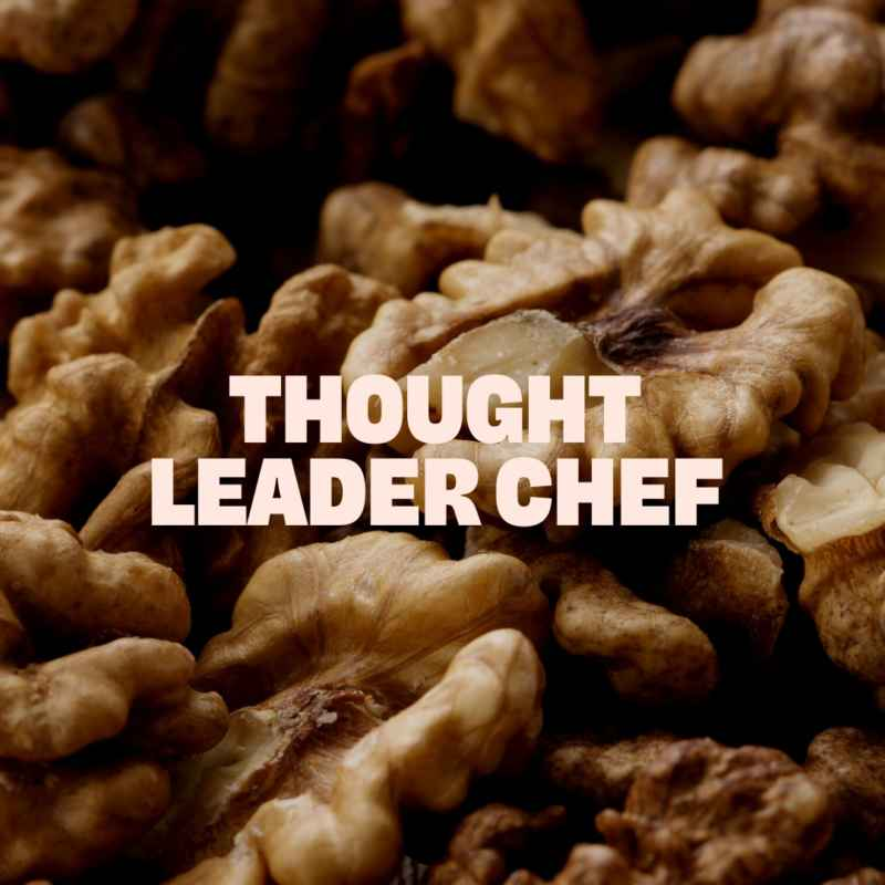 Thought leader chef choco